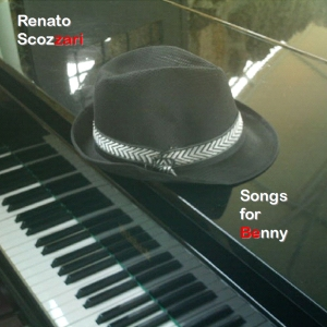 "cover front ""Songs for Benny"""